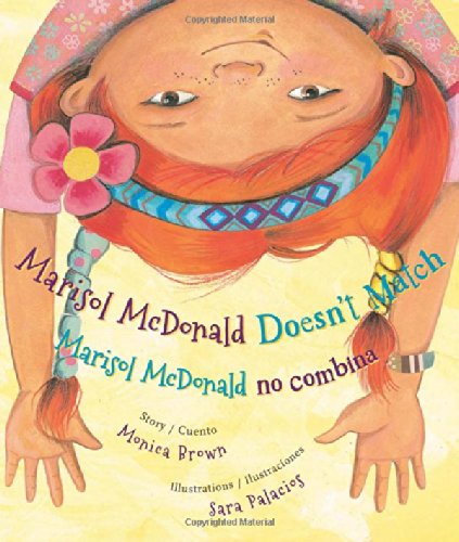 9780892392353: Marisol McDonald Doesn't Match/Marisol McDonald No Combina