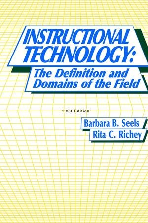 9780892400720: Instructional Technology: The Definition and Domains of the Field