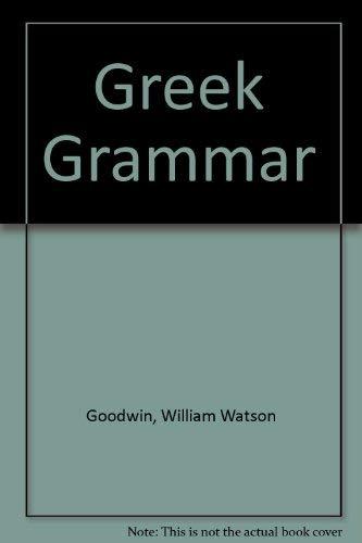 9780892413324: Greek Grammar