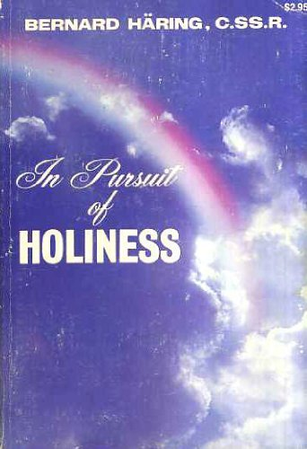 In pursuit of holiness: Bernhard Haring