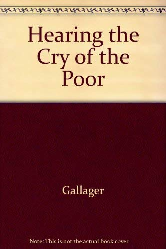 9780892431748: Hearing the Cry of the Poor
