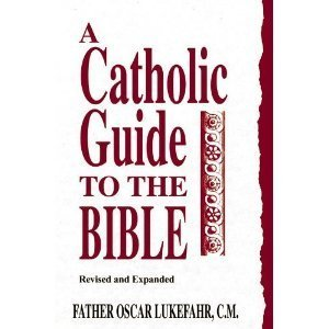 9780892434787: Catholic Guide to the Bible Workbook