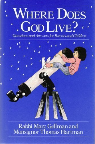 9780892435104: Where Does God Live?
