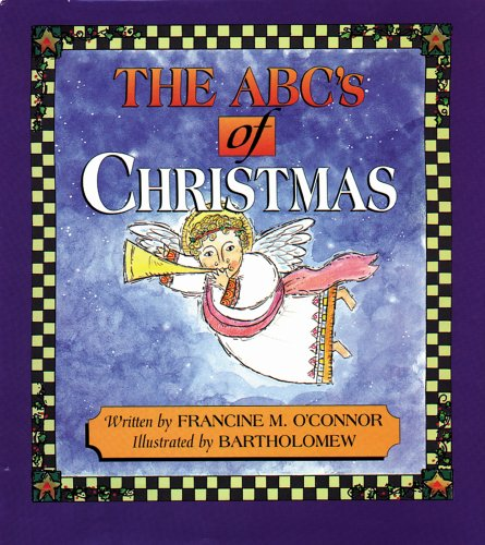 9780892435814: The ABC's of Christmas