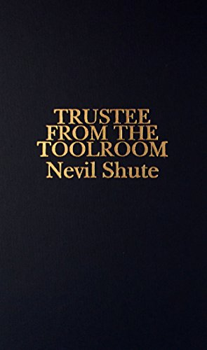 9780892440160: Trustee from the Tool Room