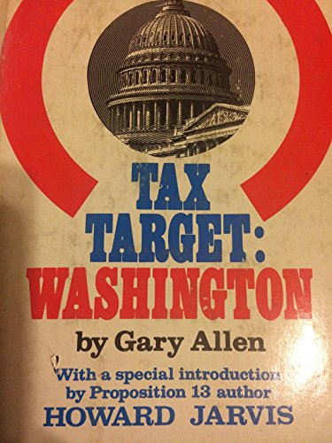 9780892450169: Tax target, Washington