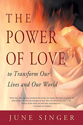 9780892540525: The Power of Love: To Transform Our Lives and Our World (Jung on the Hudson Book)
