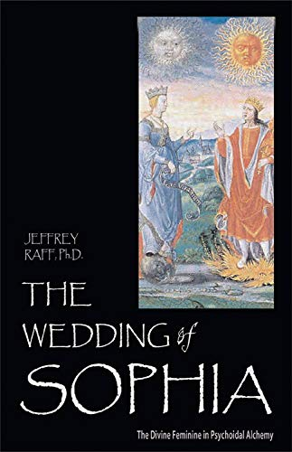 9780892540662: The Wedding of Sophia: The Divine Feminine in Psychoidal Alchemy (Jung on the Hudson Book Series)
