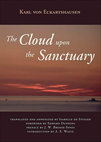 9780892540846: Cloud Upon the Sanctuary