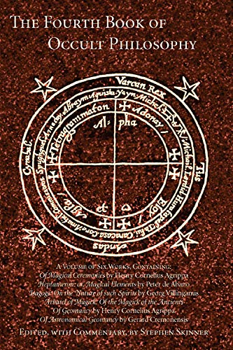 9780892541003: Fourth Book of Occult Philosophy