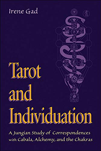 9780892541102: Tarot and Individuation: A Jungian Study of Correspondences with Cabala, Alchemy, and the Chakras