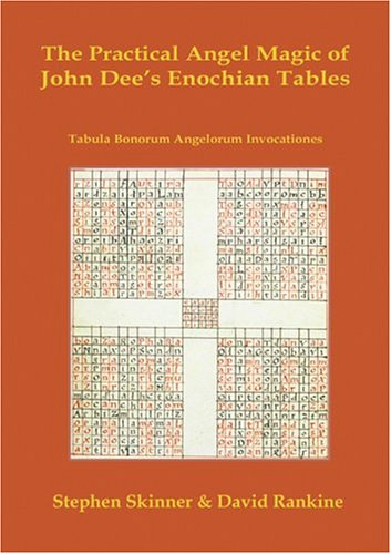 9780892541119: Practical Angel Magic of John Dee's Enochian Tablets