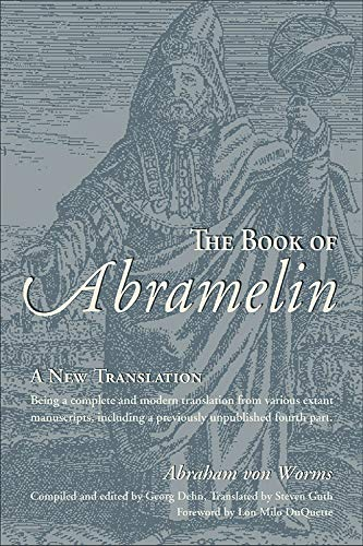 9780892541270: The Book of Abramelin: A New Translation