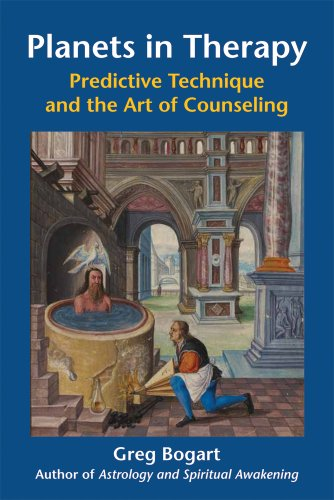 9780892541744: Planets in Therapy: Predictive Technique and the Art of Counseling