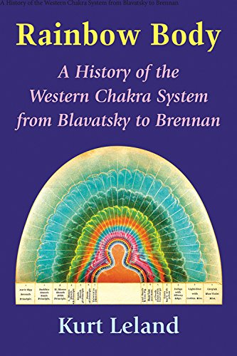 9780892542192: Rainbow Body: A History of the Western Chakra System from Blavatsky to Brennan