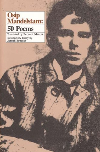 9780892550067: Osip Mandelstam: 50 Poems