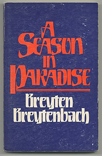 9780892550401: Season in Paradise (English and Afrikaans Edition)