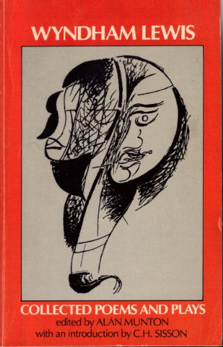 9780892550548: Wyndham Lewis: Collected Poems and Plays