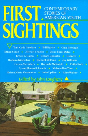 9780892551873: First Sightings: Contemporary Stories About American Youth
