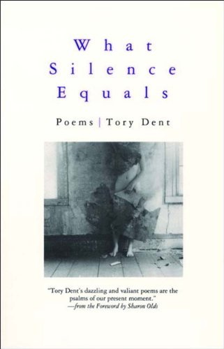 9780892551965: What Silence Equals: Poems