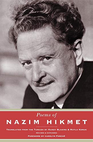 9780892552740: Poems of Nazim Hikmet, Revised and Expanded Edition