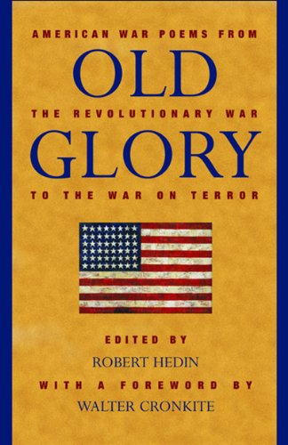 9780892553105: Old Glory: American War Poems from the Revolutionary War to the War on Terrorism