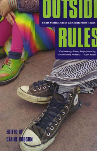 9780892553167: Outside Rules: Short Stories about Nonconformist Youth (Persea Anthologies)