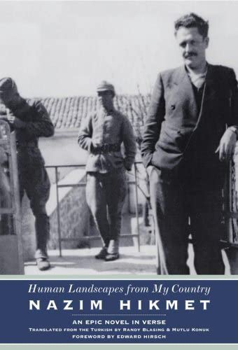 9780892553495: Human Landscapes from My Country: An Epic Novel in Verse (Karen and Michael Braziller Books)