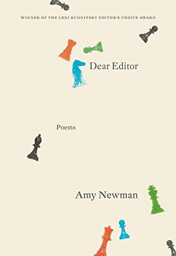 9780892553877: Dear Editor: Poems (Karen & Michael Braziller Books)