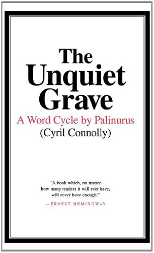 9780892554102: The Unquiet Grave: A Word Cycle by Palinurus
