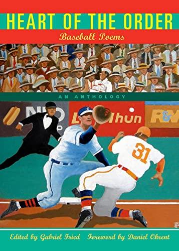 9780892554355: Heart of the Order: Baseball Poems