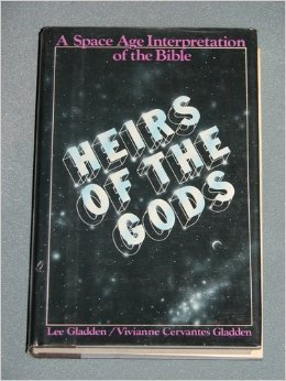 9780892560714: Heirs of the Gods: A Space Age Interpretation of the Bible
