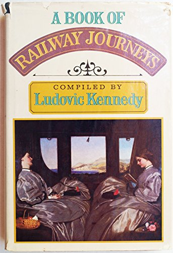 9780892561353: A Book of Railway Journeys