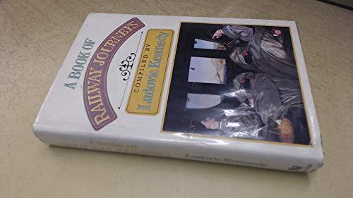 9780892561353: A Book of Railway Journeys