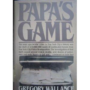 9780892561551: Papa's game