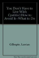 9780892563029: You Don't Have to Live With Cystitis! How to Avoid It - -What to Do About It