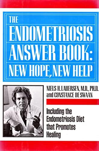 9780892563265: The Endometriosis Answer Book: New Hope, New Help