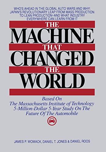 9780892563500: Machine that Changed the World