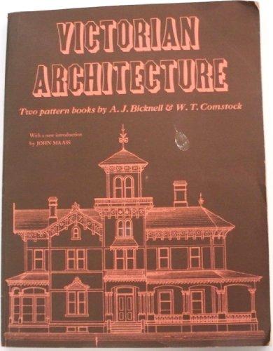 9780892570010: Victorian Architecture: Two Pattern Books