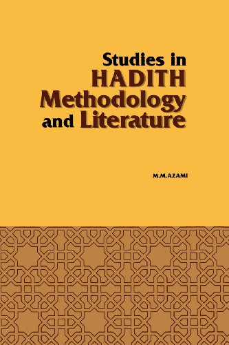 9780892590117: Studies in Hadith Methodology and Literature