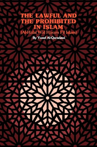 9780892590162: The Lawful and the Prohibited in Islam (Al-Halal Wal Haram Fil Islam)
