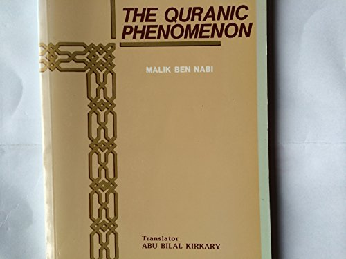 9780892590230: Qur'anic Phenomenon