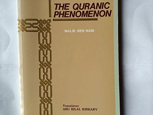 9780892590230: Qur'anic Phenomenon