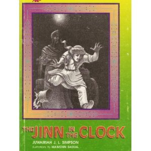 9780892590858: The Jinn in the Clock