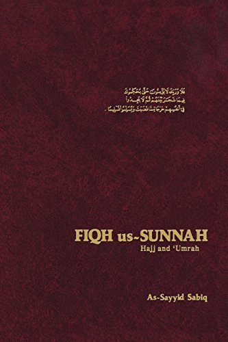 9780892591220: Fiqh Us Sunnah: Hajj and Umrah: v. 5