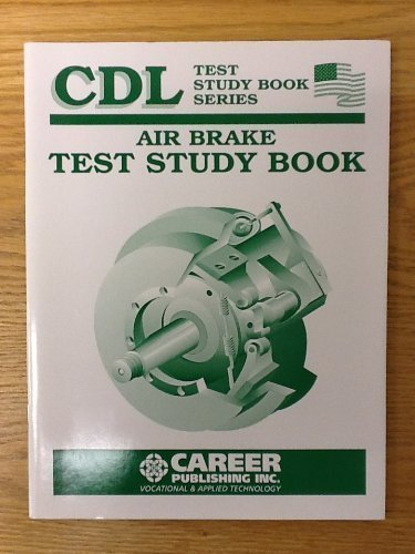 9780892622382: Air Brakes CDL Test Study Book (English)