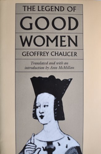9780892632640: The Legend of Good Women (English and Middle English Edition)