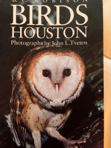 9780892633043: Birds of Houston