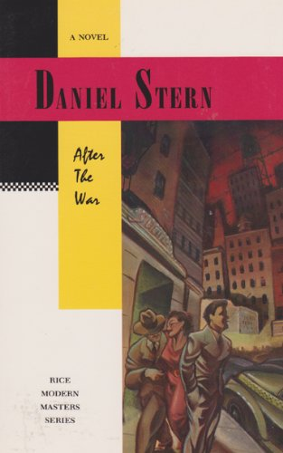 9780892633326: After the War (Rice Modern Masters)