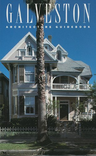 9780892633456: Galveston Architecture Guidebook